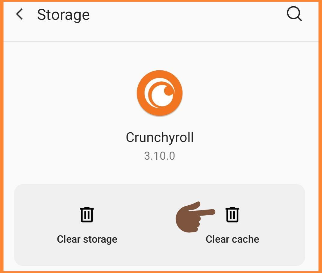 Fix Crunchyroll not working