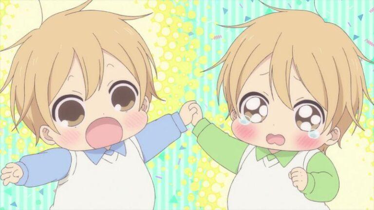 How to watch Gakuen Babysitters Watch Order Guide