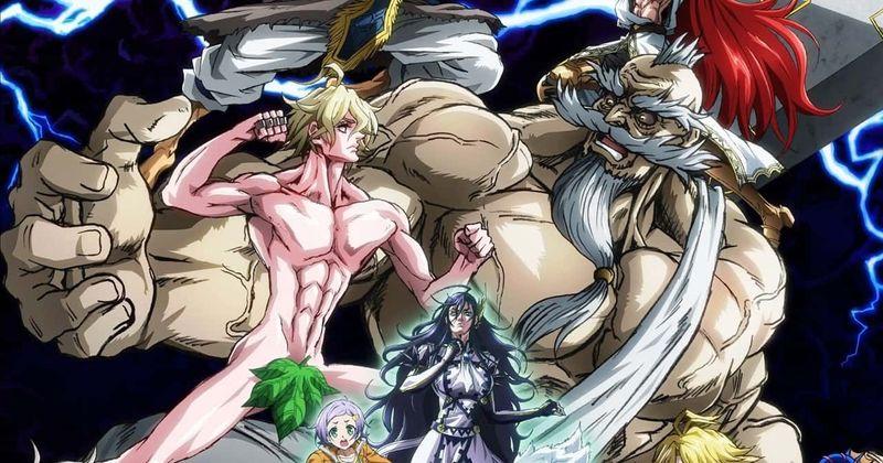 Power of Gods in Record of Ragnarok Netflix