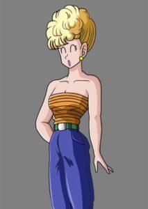 Top 20 Hot Dragon Ball Female Characters