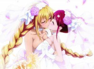 Best Yuri Anime on Crunchyroll Netflix Hulu