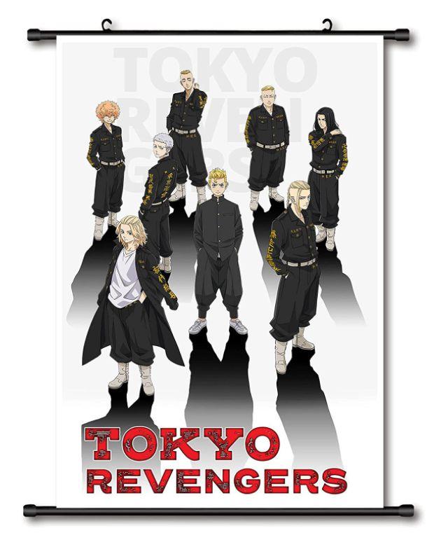 Tokyo Manji Gang Poster