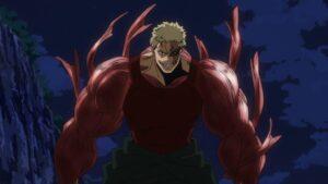 Muscular (My Hero Academia Prison Break Arc)