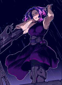 Lady Nagant (My Hero Academia Prison Break Arc)