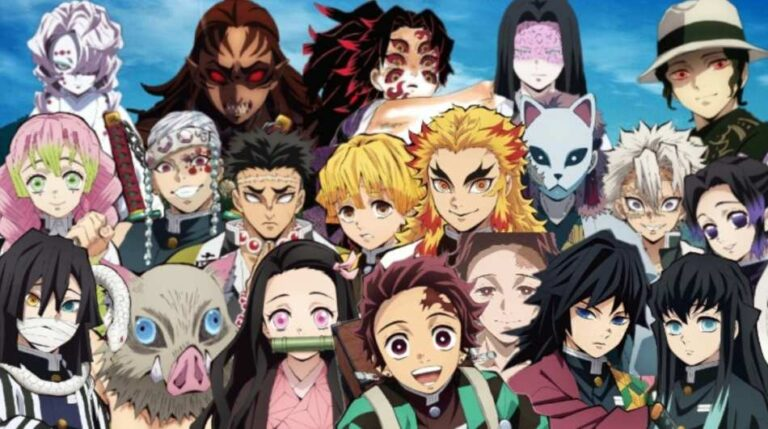 Top 20 Strongest Demon Slayer Characters Ranked