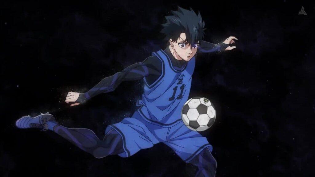 Isagi Blue Lock