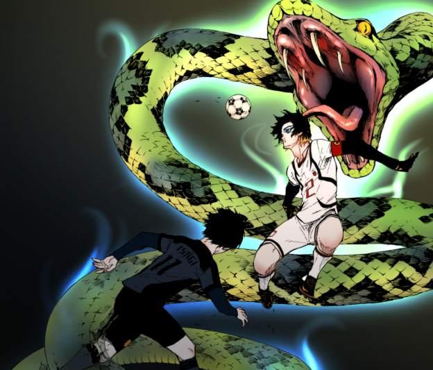 Aiku and Isagi