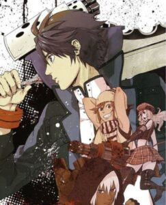 God Eater the spiral fate