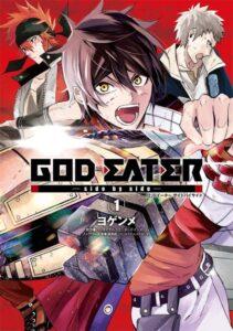 God Eater Side by side