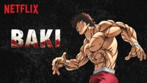 Baki Netflix