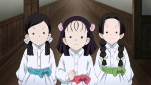 Naho, Kiyo dan Sumi (Pembunuh Iblis)