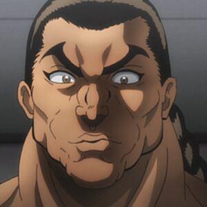 Kaiou Retsu (Baki)