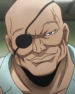 Doppo Orochi (Baki)