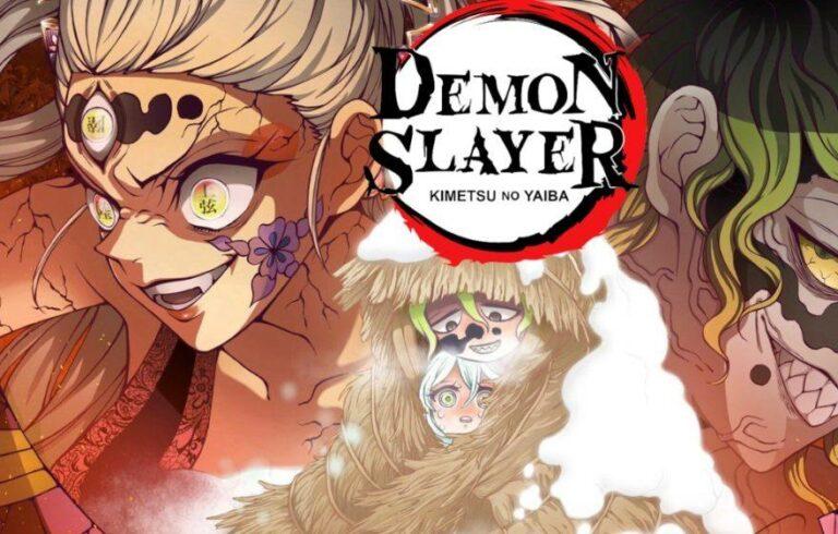 Daki and Gyutaro (Demon Slayer)