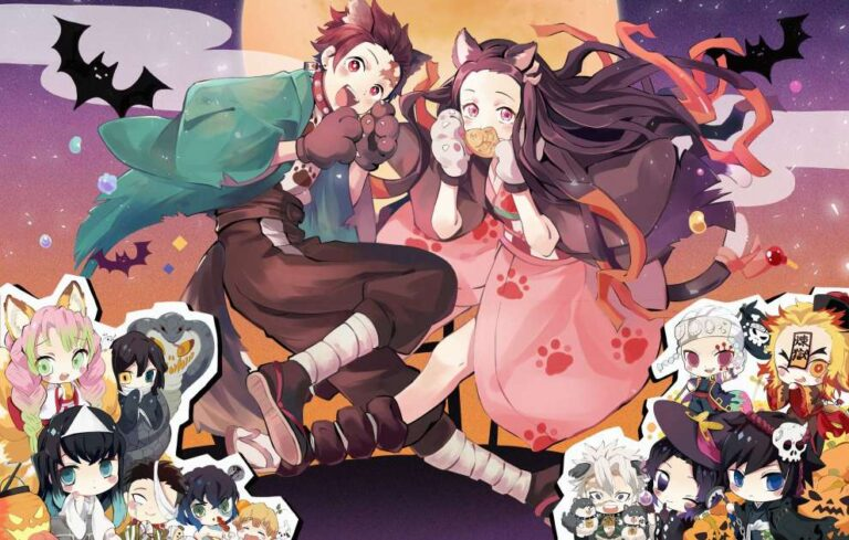 Top 10 Best Demon Slayer Halloween Costumes to Buy at lowest price